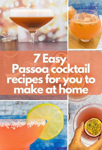 Easy Passoa drinks to make at home