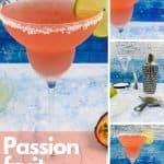 Passion fruit margarita drinks for pinterest