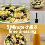 Chili and lime dressing for pinterest.